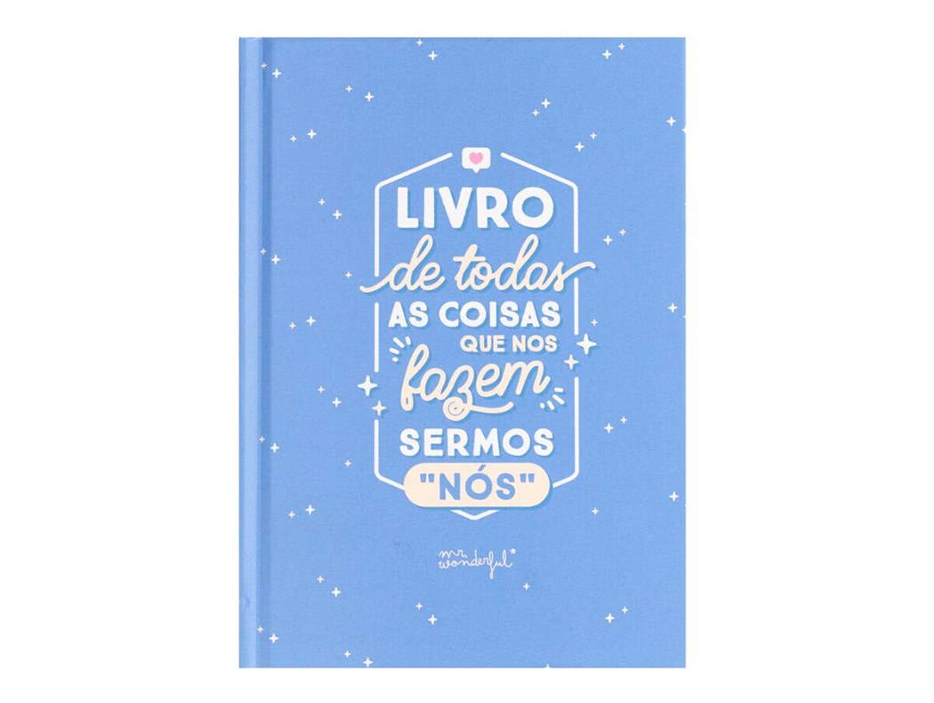 livro de namorados mr wonderful 1